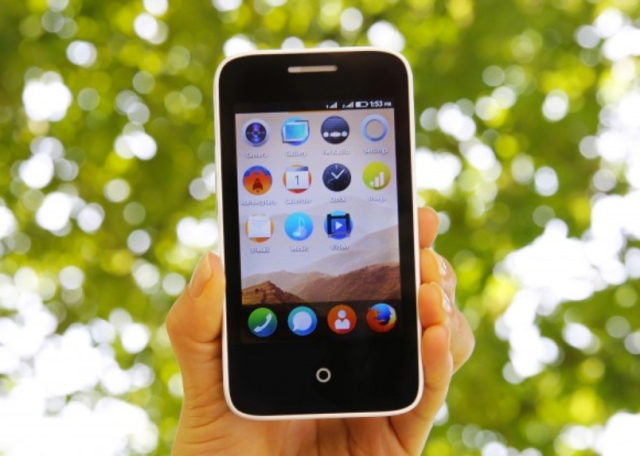Firefox OS reference phone