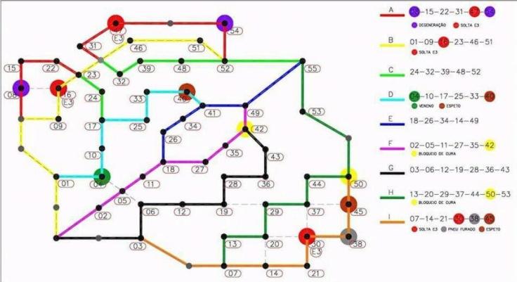 Resultado de imagem para mapa da guerra torneio de campeoes
